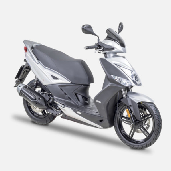 Kymco - Scooters Agility 125 16+ gris
