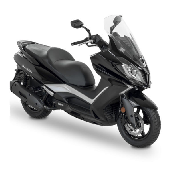 Kymco - Scooters Downtown 125i noir
