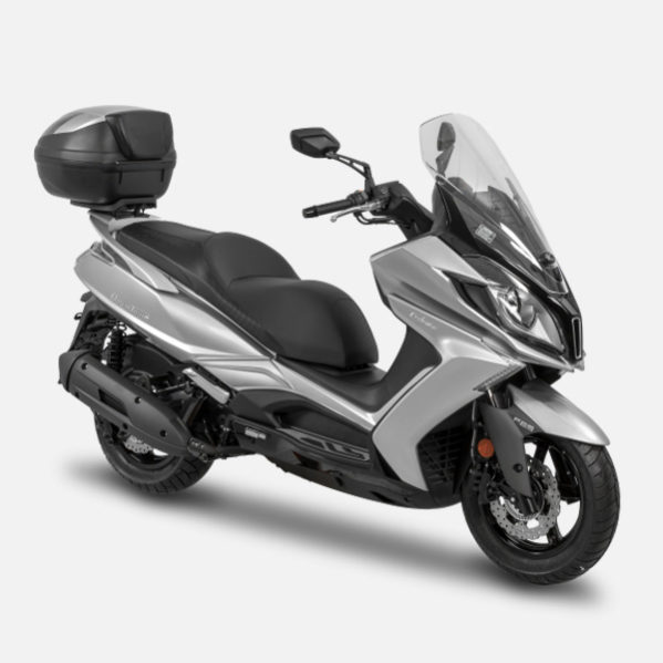 Kymco - Scooters Downtown 125i Exclusive gris