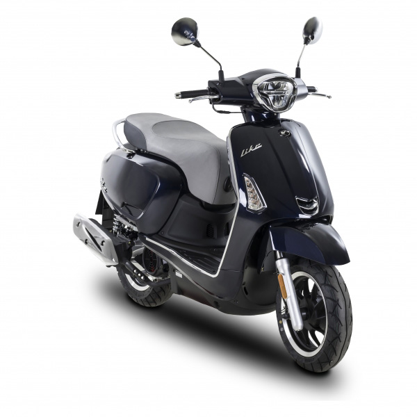 Kymco - Scooters Like 125cc blueberry