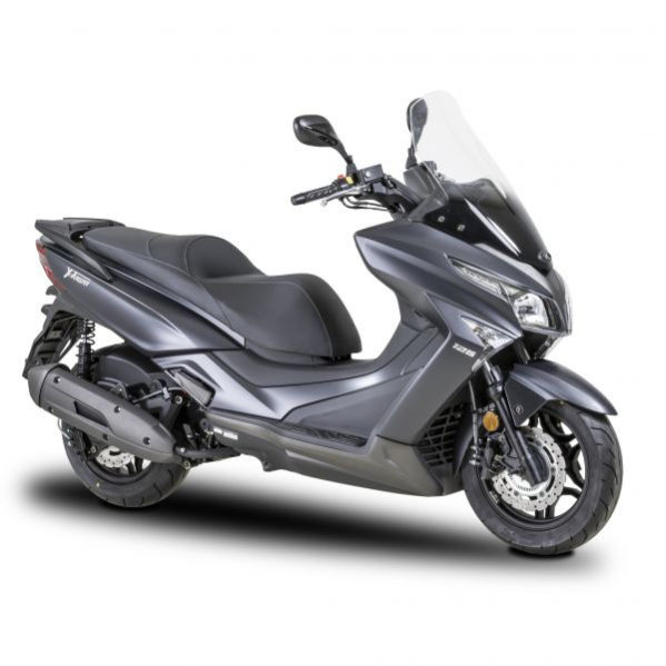 Kymco - Scooters X.town 125i noir
