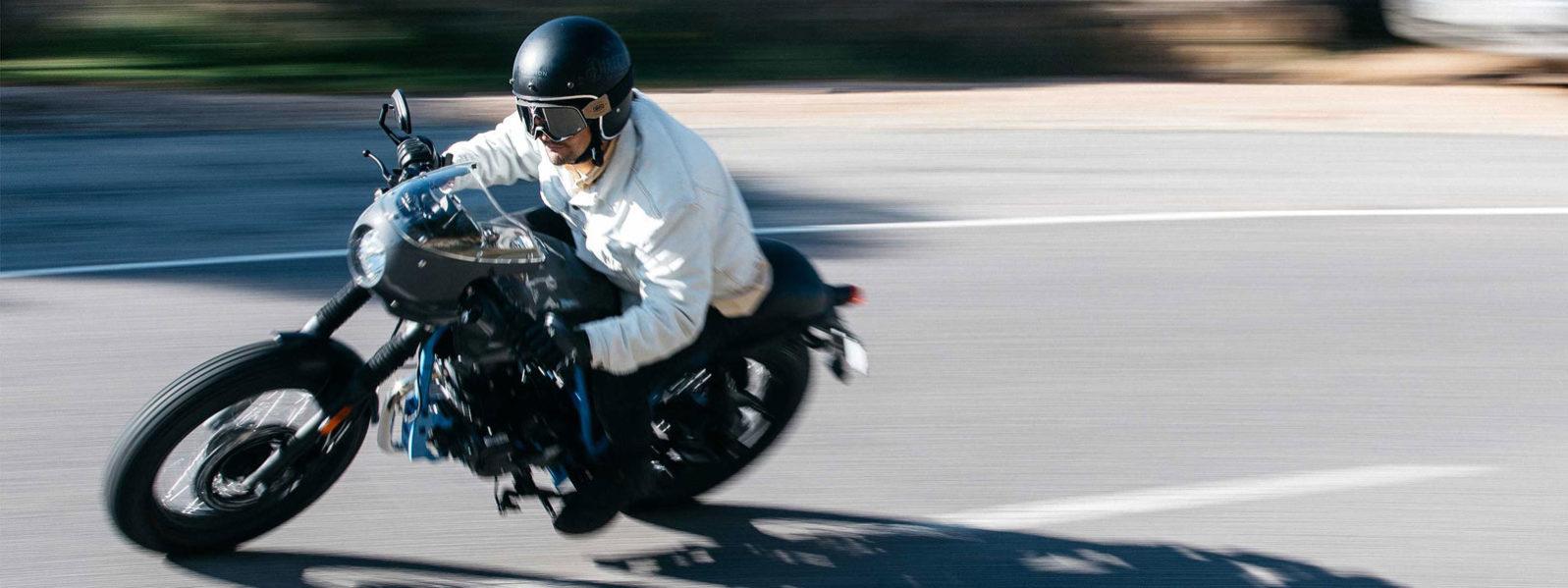 Brixton - Motos BX 125 HAYCROFT