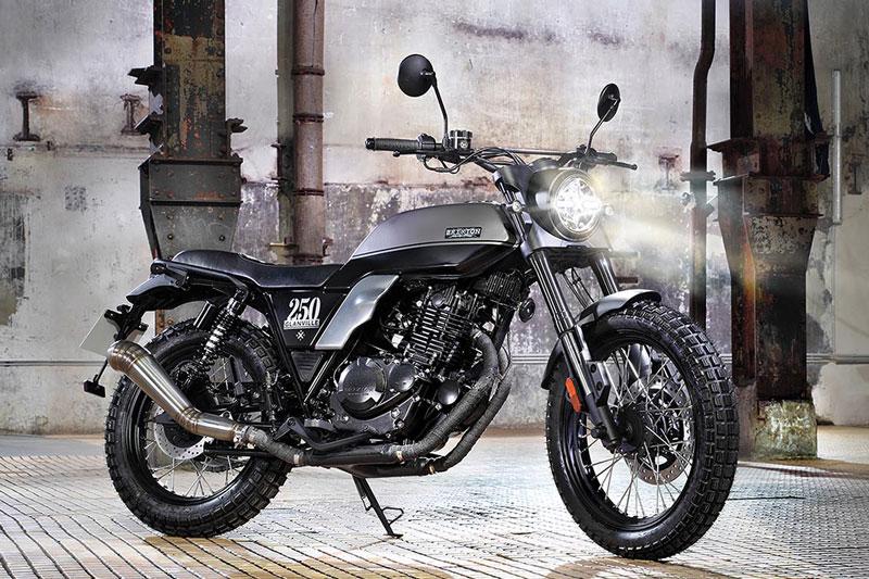 Brixton - motos 250cc