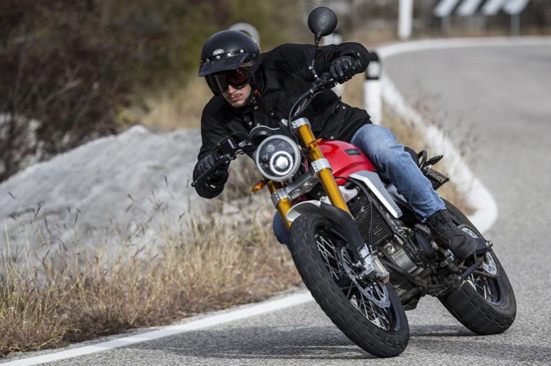 Fantic Caballero - Motos Scrambler 125cc, 250cc, 500cc