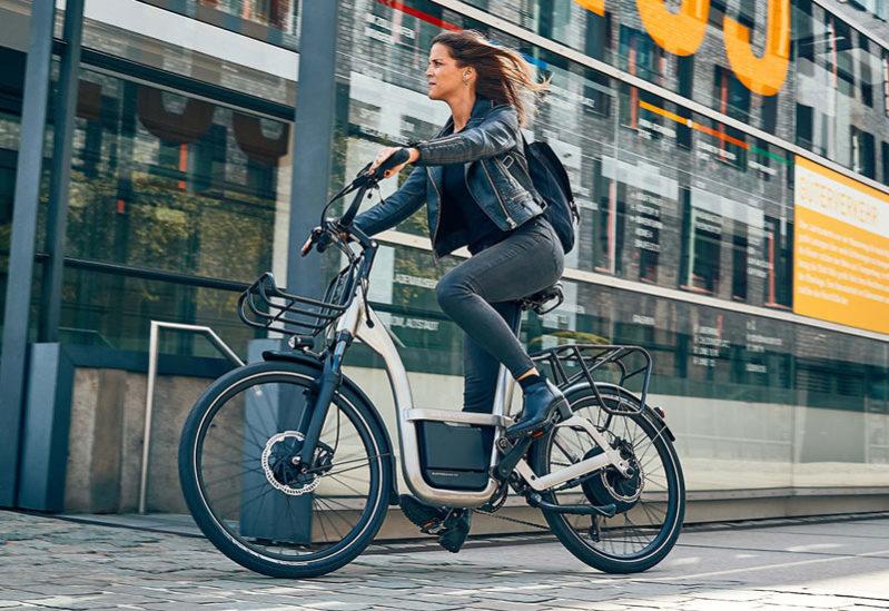 Kymco - Vélo électrique Klever B