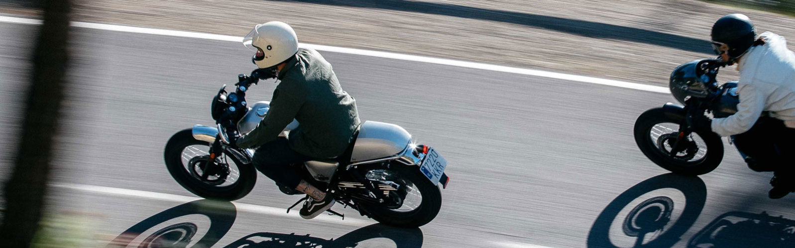 Brixton - Motos BX 125 R caféracer