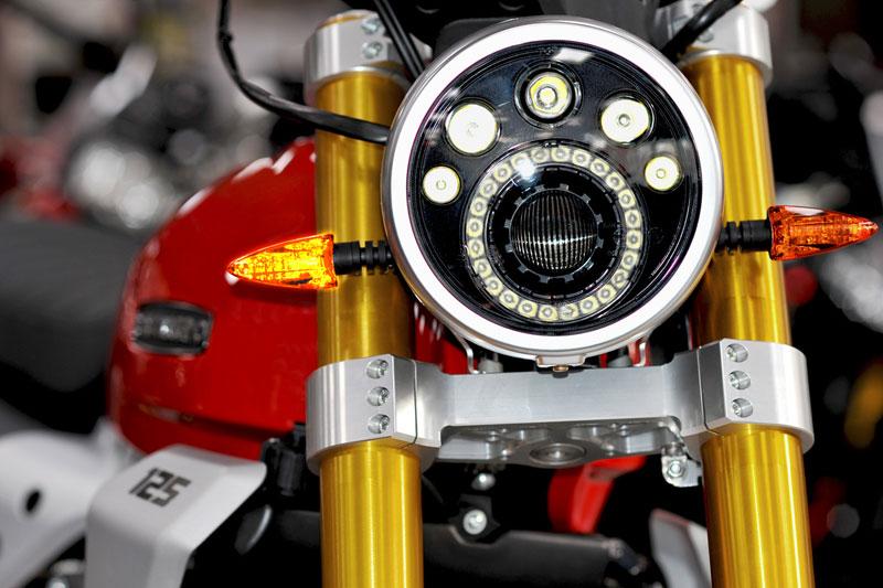 Fantic Caballero Motos