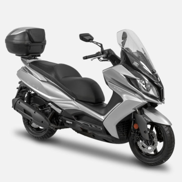 Kymco - Scooters Downtown 350i Exclusive gris