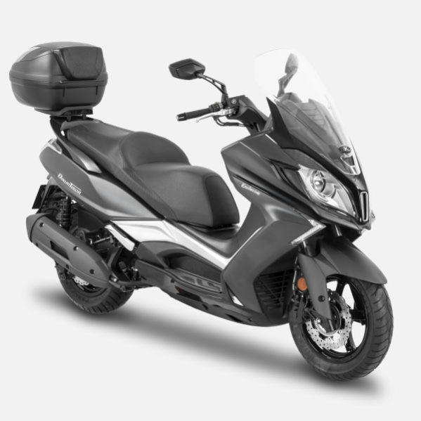 Kymco - Scooters Downtown 350i Exclusive noir