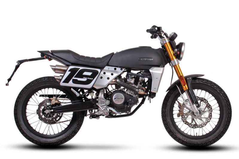 Fantic Caballero - Motos Flat Track 125cc