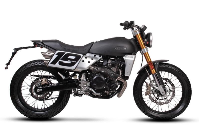 Fantic Caballero - Motos Flat Track 500cc