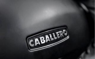 Fantic Caballero - Motos Flat Track réservoir