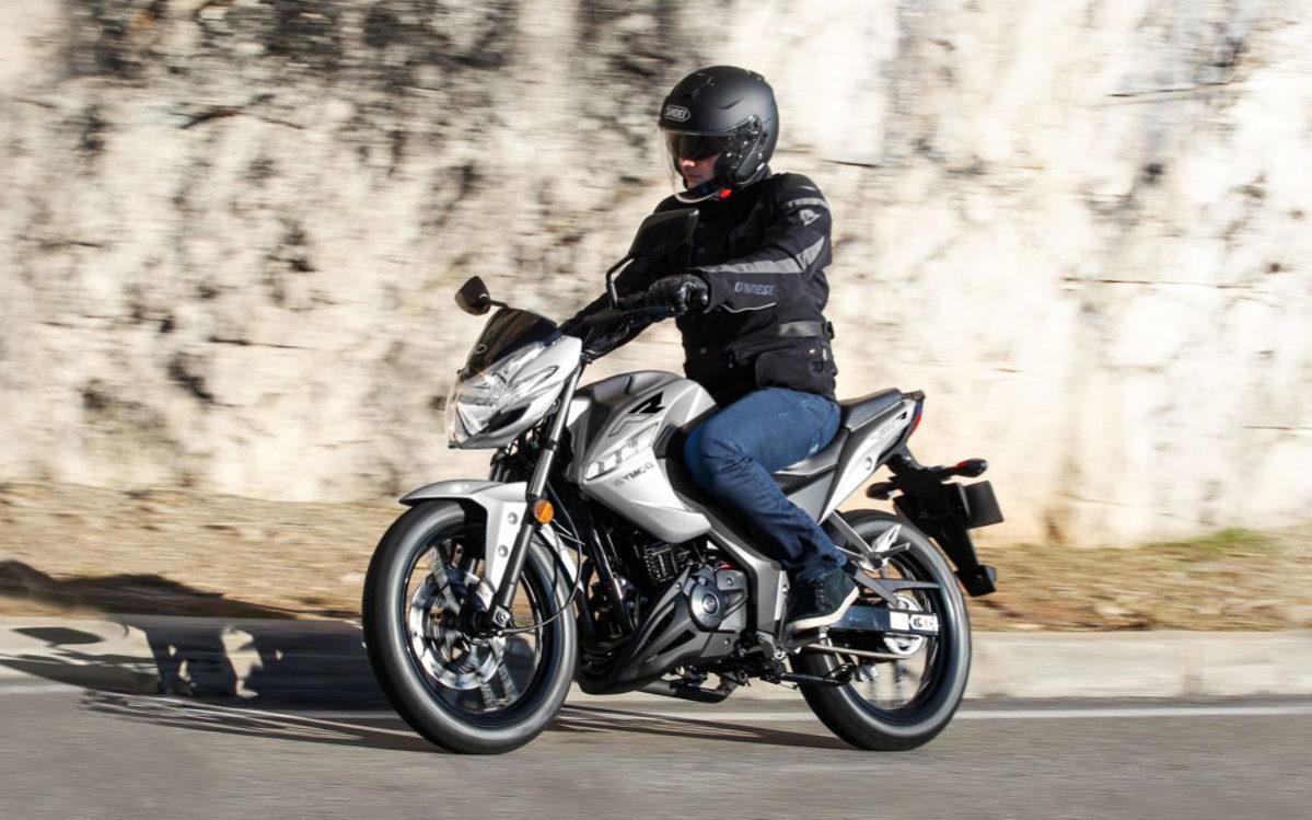 Kymco- Motos Visar 125cc