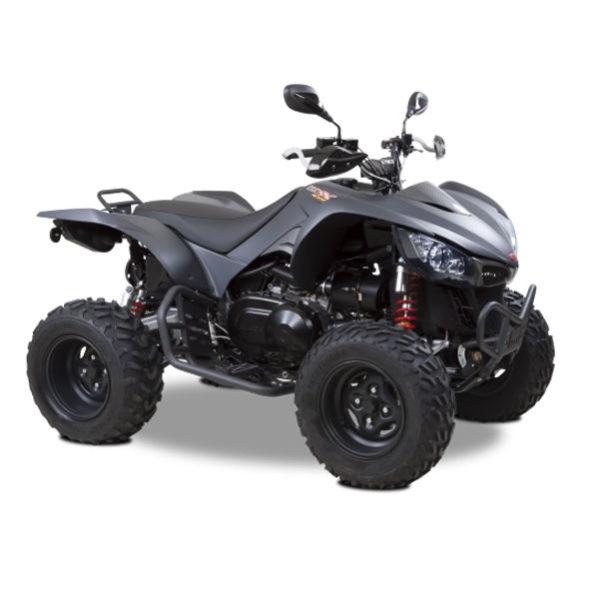 Kymco -Quads, Maxxer 450i SE
