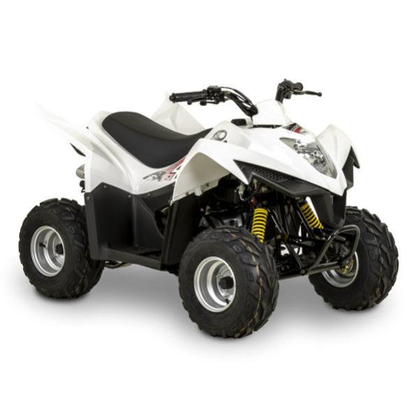 Kymco - Quads, MAXXER 50 S