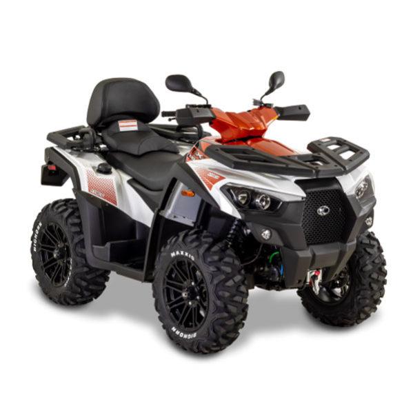 Kymco- Quads, MXU 700I EPS T3b