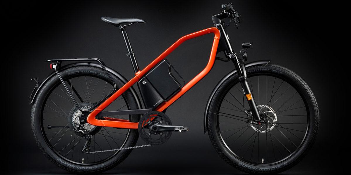 Kymco - Vélo électrique Klever X