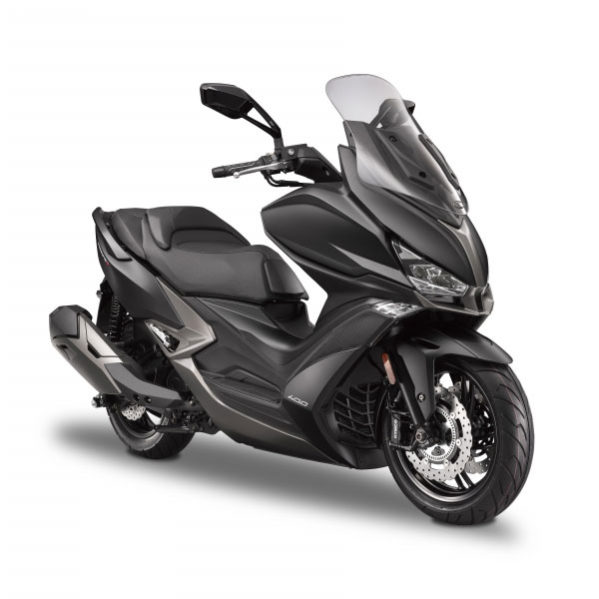 Kymco - Scooters XCITING 400i noir