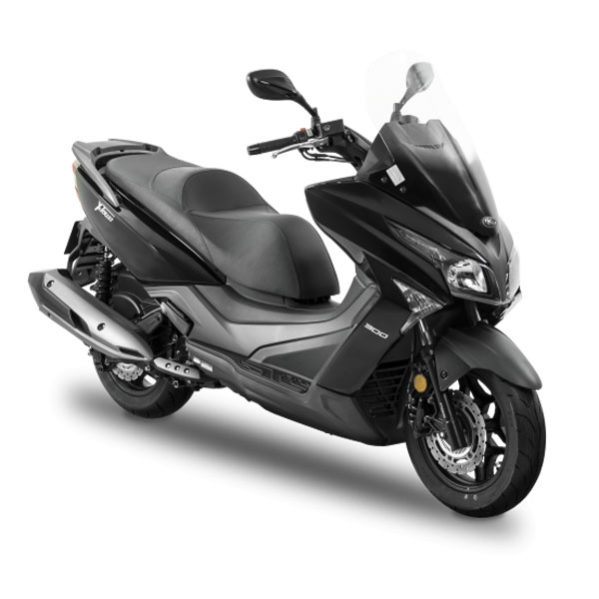 Kymco - Scooters X.Town 300i noir