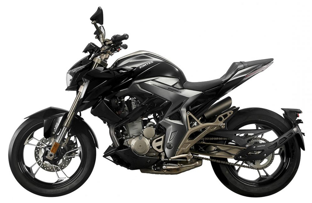 Zontes - Motos 310R noir
