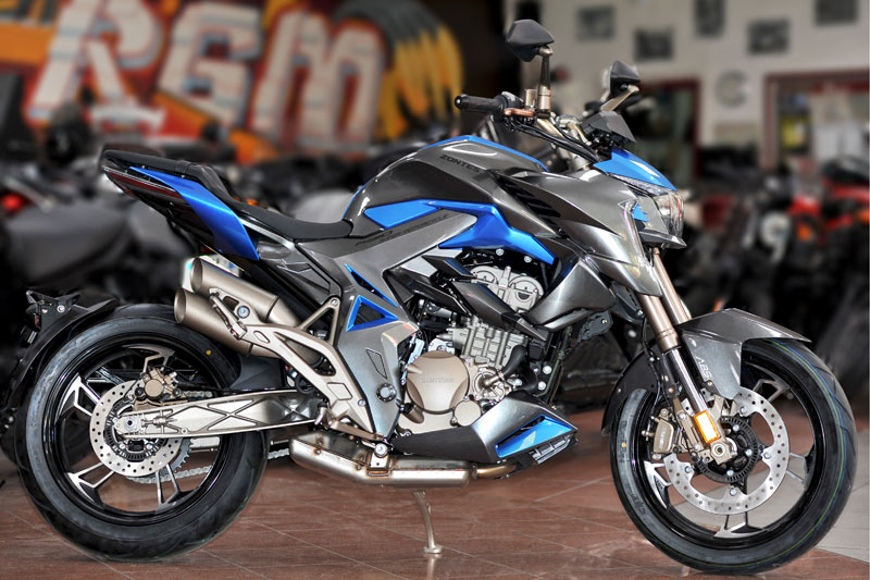 Zontes- Motos 310cc et 125cc