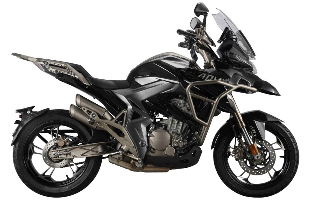 Zontes - Motos 310T noir