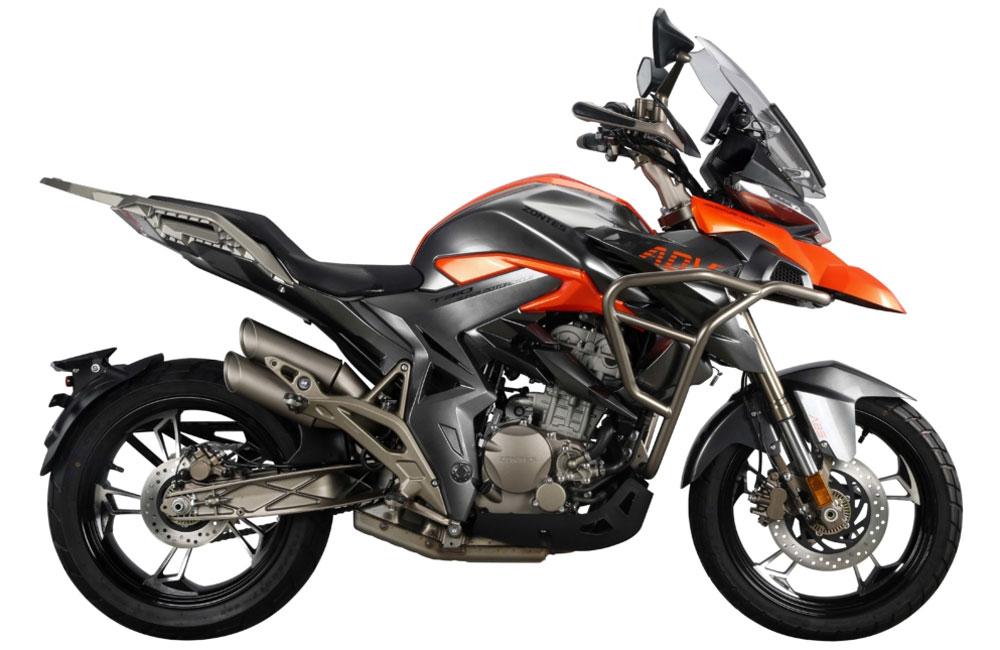 Zontes - Motos 310T orange