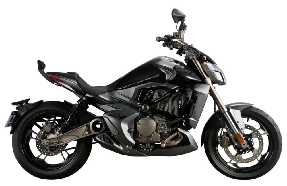 Zontes - Motos 310V noir