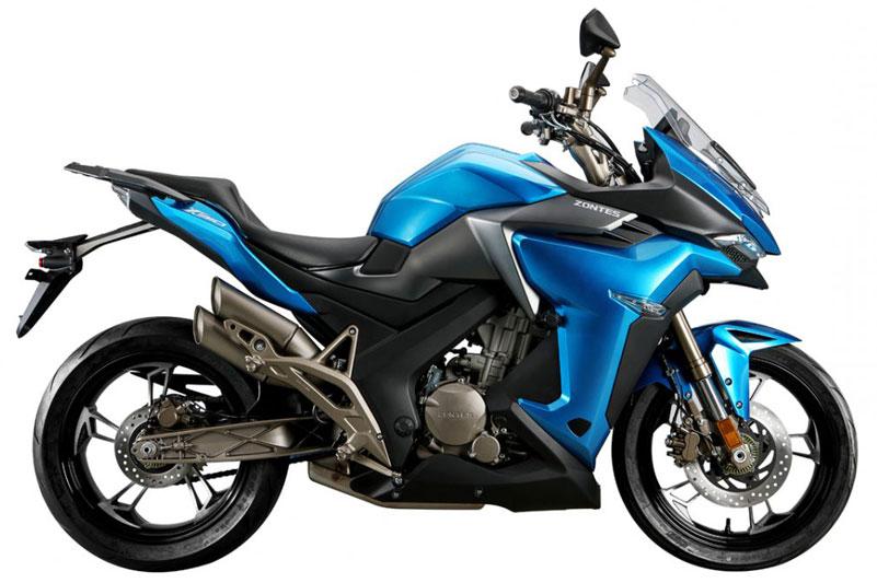 Zontes - motos 310cc, toute la gamme