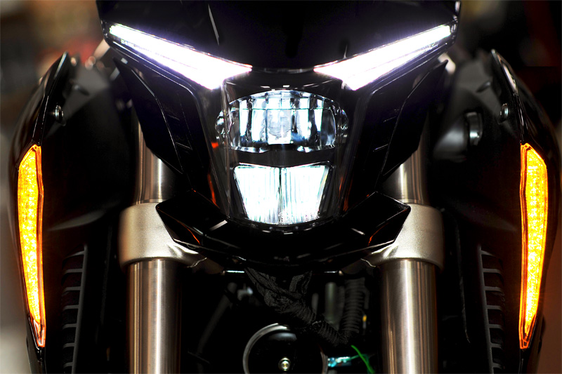 Zontes - Motos 310cc et 125cc