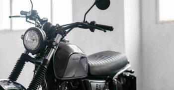Brixton BX 125, motos