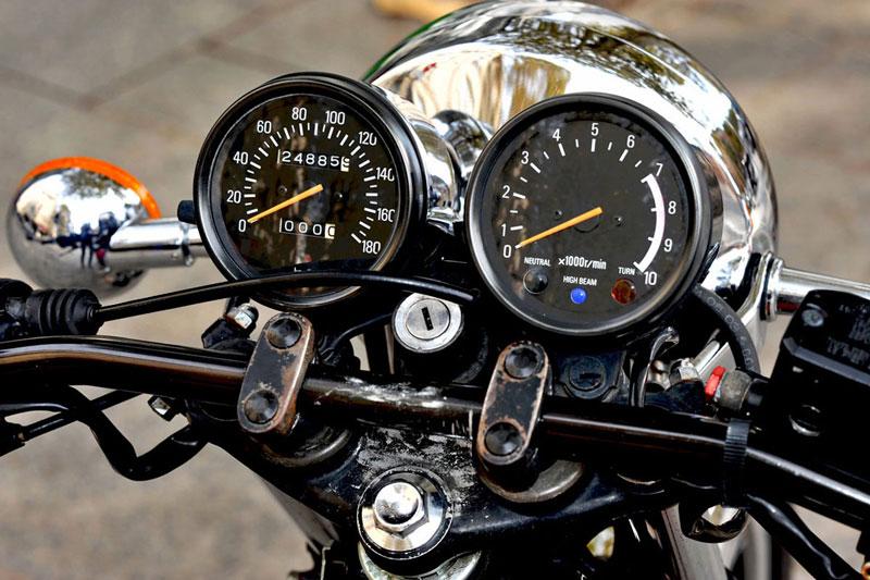 Vendre votre moto ou scooter