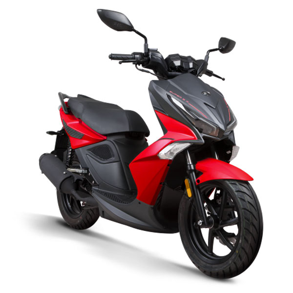 Kymco Super 8 R rouge