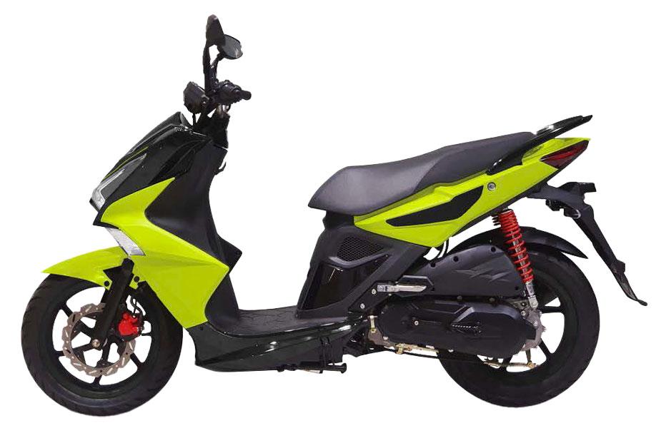 Kymco 50 Super 8 R
