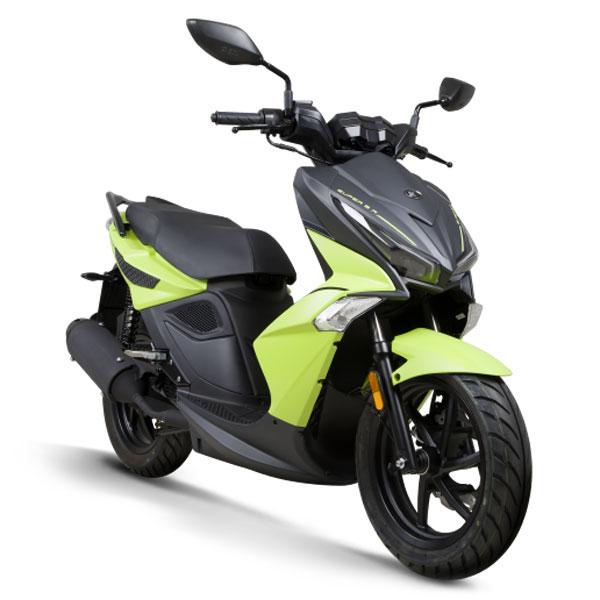 Kymco Super 8 R vert