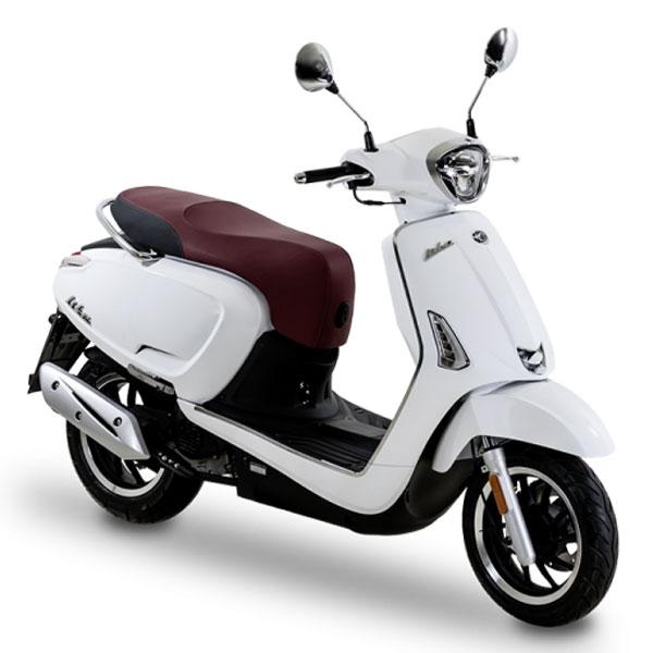 Kymco Scooter Like 50 blanc