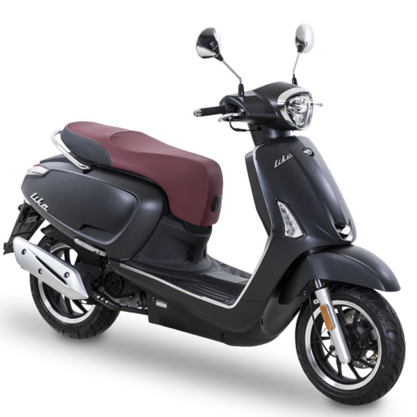 Kymco Scooter Like 50 noir