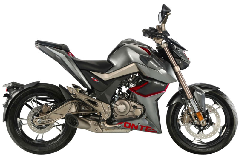 Zontes Roadster 125